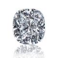 0.28 ct Cushion Cut (F SI1, Natural) GIA Certified Loose Diamond