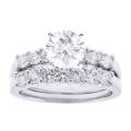 Alaina White Gold Diamond Ring