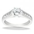 Alana White Gold Diamond Ring