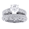 Alexia White Gold Diamond Ring