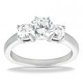 Arianna White Gold Diamond Ring