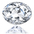 0.30 ct Oval Cut (F VS2, Natural) GIA Certified Loose Diamond